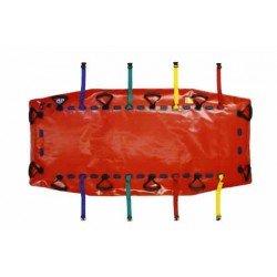 Matelas coquille à billes compartimentées, Anatomique 210cm