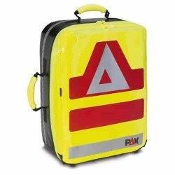 sac à dos d'urgence jaune PAX
