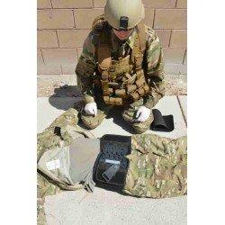 utilisation au sol de la Ceinture pelvienne T-POD Combat