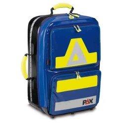 Sac de secours PAX BERLIN, en Pax-Tec bleu