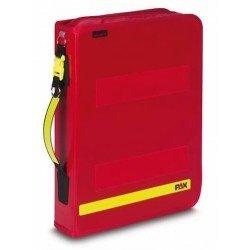 Pochette Porte document A4 PAX - Rouge