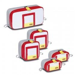set de 5 Pochettes intérieures PAX