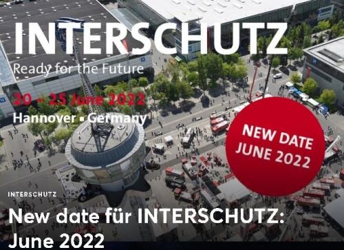 Reporté en Juin 2022 – Interschutz / Allemagne